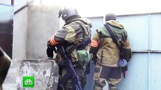 ВСевастополе задержали украинских диверсантов со взрывчаткой