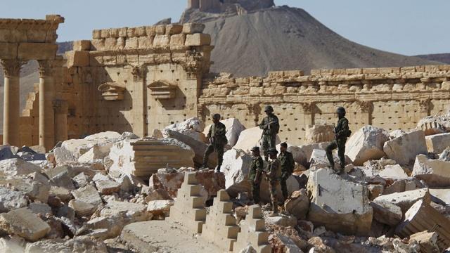 Боевики ИГИЛ пытаются пробиться вцентр Пальмиры.Исламское государство, Сирия, армии мира, войны и вооруженные конфликты, терроризм.НТВ.Ru: новости, видео, программы телеканала НТВ