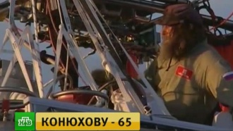 Фёдор Конюхов отмечает юбилей, готовясь кновым путешествиям