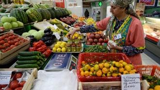 Эмбарго на поставки овощей из Турции будет снято не ранее 2017 года