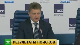 Комиссия Минобороны рассматривает семь версий катастрофы <nobr>Ту-154</nobr>
