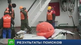 Крушение Ту-154: поисковые работы не прервутся в новогоднюю ночь