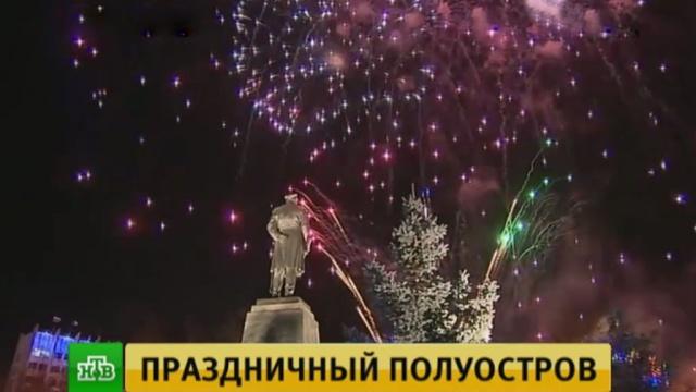Крым вошел втройку популярных новогодних направлений уроссиян.Крым, Новый год, туризм и путешествия.НТВ.Ru: новости, видео, программы телеканала НТВ