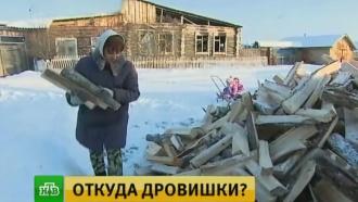 Подари дрова: свердловские волонтеры помогли обогреть больше 100домов