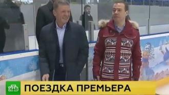 Медведев назвал загрузку сочинских олимпийских объектов «неплохой»
