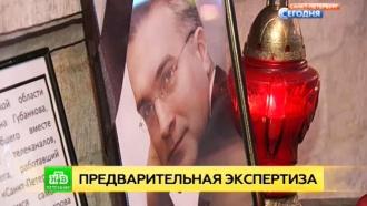 Крушение Ту-154 Минобороны: идентифицированы останки Антона Губанкова