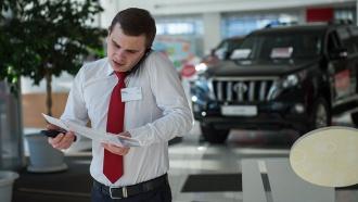 Продажи машин в России в 2016 году упали на 11%