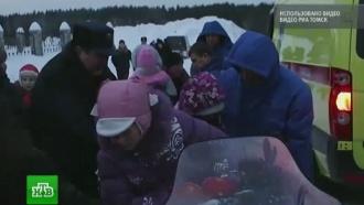 Директор школы извинился за инцидент с заблудившимися в лесу в мороз учениками