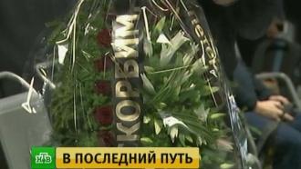 Жертвам катастрофы <nobr>Ту-154</nobr> воздали последние почести