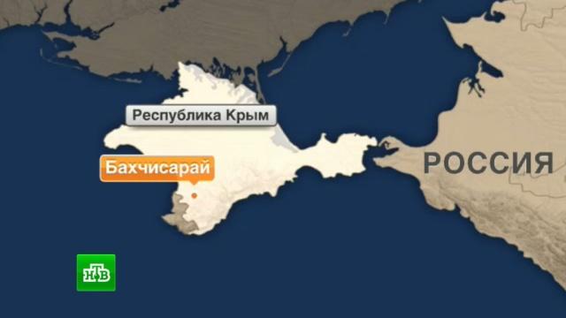 ВКрыму идет спецоперация против экстремистов из «Хизб ут-Тахрир».Крым, задержание, терроризм, экстремизм.НТВ.Ru: новости, видео, программы телеканала НТВ