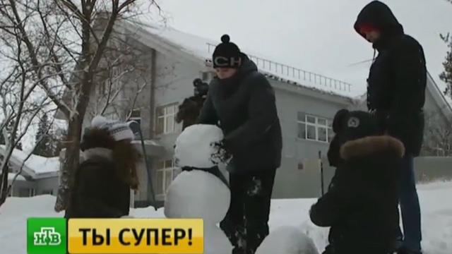 «Ты супер!»: участники проекта НТВ съезжаются на шоу.НТВ.Ru: новости, видео, программы телеканала НТВ