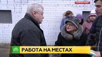 Сергей Миронов пообещал петербуржцам помочь с капитальным ремонтом