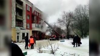 На Красной площади вЛуганске прогремел мощный взрыв, есть пострадавшие