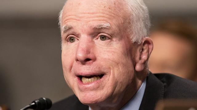 Маккейн призвал Трампа предоставить Украине летальное оружие.США, Трамп Дональд, Украина, войны и вооруженные конфликты, оружие.НТВ.Ru: новости, видео, программы телеканала НТВ