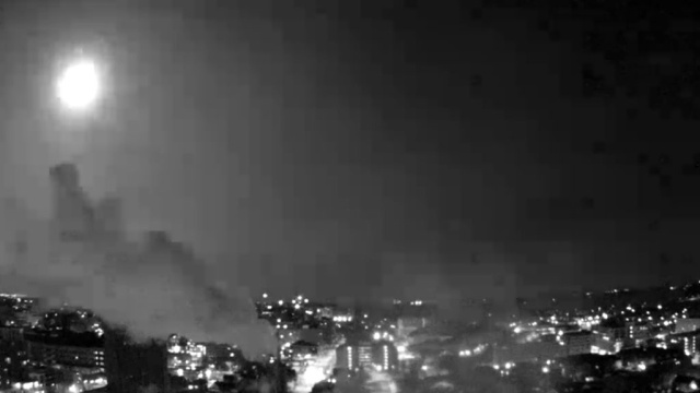 Огненный шар озарил небо над несколькими штатами США.США, космос, метеорит.НТВ.Ru: новости, видео, программы телеканала НТВ