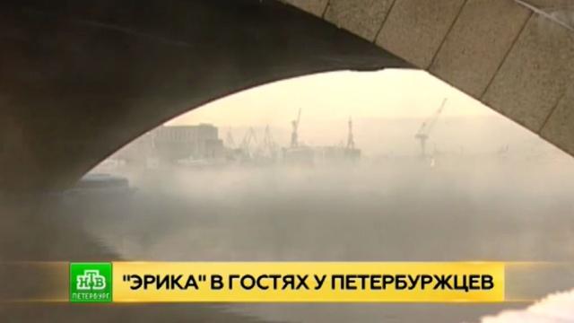 «Эврика» накрыла Петербург арктическим холодом.Санкт-Петербург, морозы, погода.НТВ.Ru: новости, видео, программы телеканала НТВ