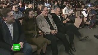 Оливер Стоун приехал в Москву на рок-оперу «Преступление и наказание»