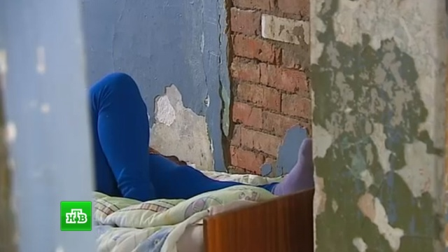 Пациенты ульяновской психиатрической больницы ходят в обносках и лежат в коридорах.Ульяновск, больницы, врачи, психиатрия.НТВ.Ru: новости, видео, программы телеканала НТВ