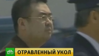 Брат Ким Чен Ына убит отравленной иглой вМалайзии