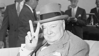 Ученые нашли эссе Черчилля об инопланетянах