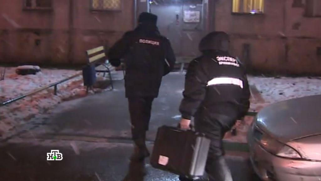 Наюге столицы найдено тело подростка согнестрельным ранением