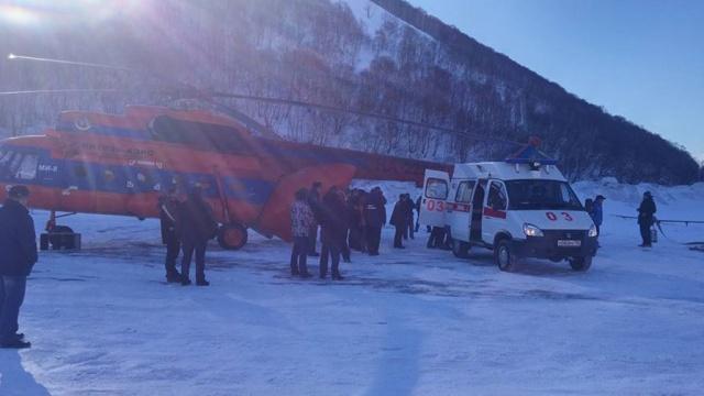 ДТП на Камчатке: шестеро пострадавших находятся вреанимации.ДТП, Камчатка, автобусы, грузовики.НТВ.Ru: новости, видео, программы телеканала НТВ
