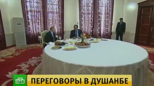 Путин пообещал посетить Туркмению «в обозримой перспективе».Путин, Таджикистан, Туркмения.НТВ.Ru: новости, видео, программы телеканала НТВ