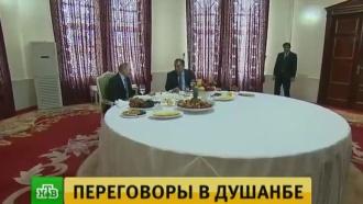 Путин пообещал посетить Туркмению «в обозримой перспективе»