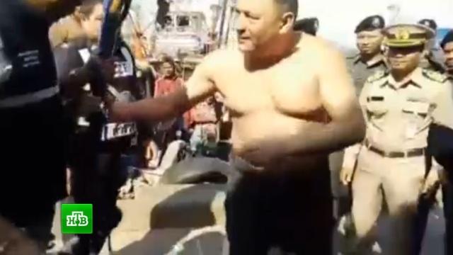 Плававший сутки воткрытом море турист Дмитрий Сомов рассказал опережитом.Таиланд, поисковые операции, туризм и путешествия.НТВ.Ru: новости, видео, программы телеканала НТВ