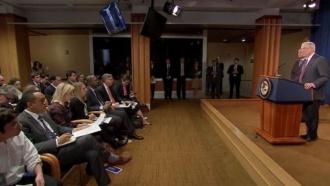 Глава Минюста США рассказал оконтактах спослом РФ