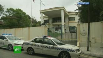 КНДР и Малайзия обменялись санкциями