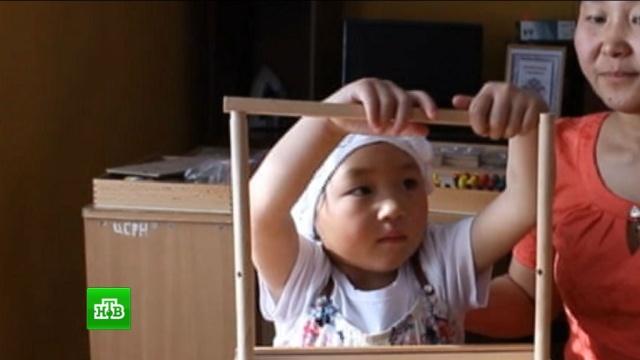 Тувинская девочка рассказала, как выжила вледяной тайге.дети и подростки, лес, Тува, эксклюзив.НТВ.Ru: новости, видео, программы телеканала НТВ