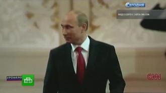 «Самый могущественный человек вмире»: CNN показал фильм оПутине