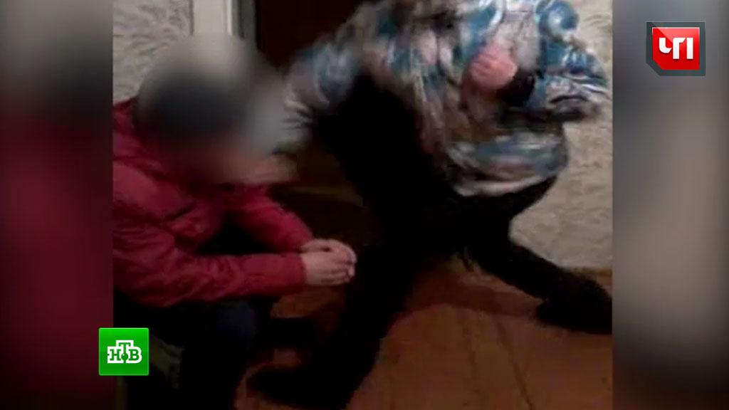 Видео заставила целовать сапоги — img 14