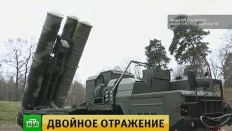 Под Калининградом бойцы ПВО отбили воздушную атаку условного противника