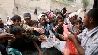 Бомбардировки Саудовской Аравии в Йемене привели к гуманитарной катастрофе