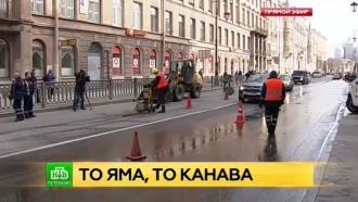 «Достаточно прилично»: активисты ОНФ проверили убитые дороги Петербурга
