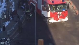 Число пострадавших в ДТП с пожарным авто в Домодедово возросло до восьми
