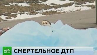 Допрос водителя, задавившего людей в Домодедово, занял несколько часов