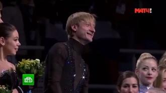 Плющенко рассчитывает поехать на Олимпиаду-2018 в качестве тренера