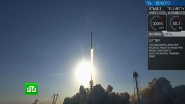 Эксперты разошлись в оценке «революционности» космических достижений SpaceX.запуски ракет, космос, ракеты, технологии.НТВ.Ru: новости, видео, программы телеканала НТВ