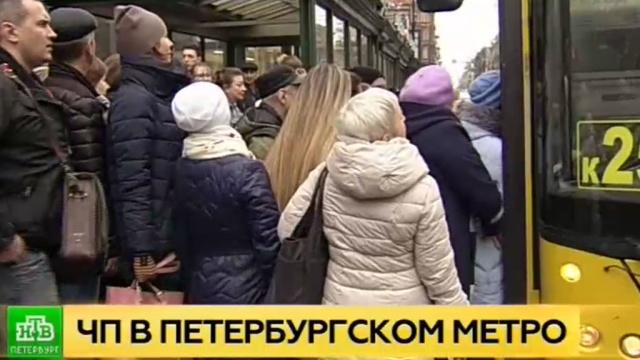 ВПетербурге автобусы итакси будут возить пассажиров бесплатно.взрывы, метро, общественный транспорт, Санкт-Петербург.НТВ.Ru: новости, видео, программы телеканала НТВ
