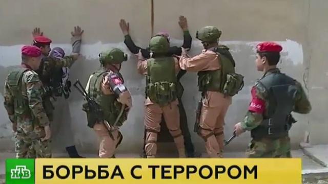 Российские военные полицейские провели учения с коллегами из Сирии.Сирия, армии мира, армия и флот РФ, учения.НТВ.Ru: новости, видео, программы телеканала НТВ