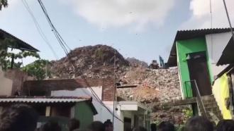 Встолице <nobr>Шри-Ланки</nobr> ищут выживших