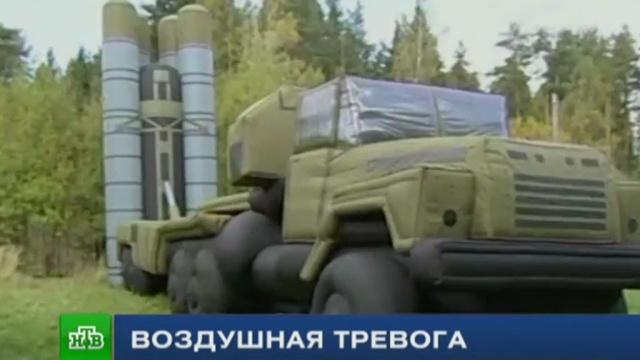 США решили закупить макеты российской военной техники.США, армии мира, учения.НТВ.Ru: новости, видео, программы телеканала НТВ