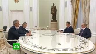 Концерн OMV хочет вместе с«Газпромом» добывать газ вСибири
