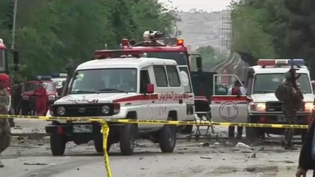ВКабуле уздания посольства США прогремел взрыв.Афганистан, США, взрывы, терроризм.НТВ.Ru: новости, видео, программы телеканала НТВ
