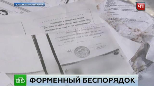 В Новороссийске выбросили на свалку копии документов горожан.Краснодарский край, Новороссийск, скандалы.НТВ.Ru: новости, видео, программы телеканала НТВ