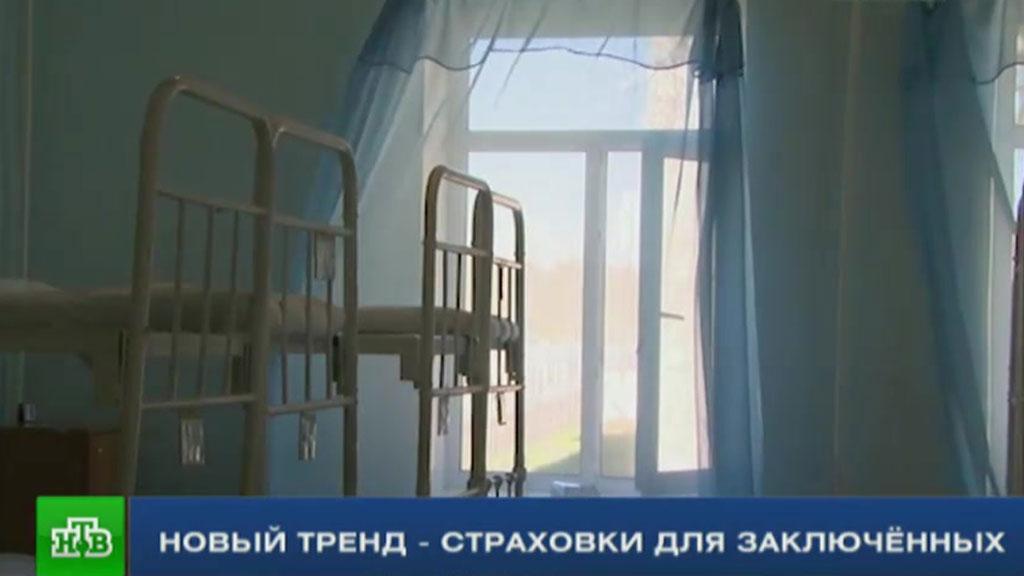 Полис на зоне  как наживаются на «страховках» для заключенных    НТВ.Ru 8b47a71e2f5