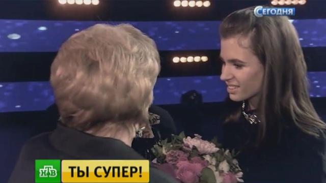 Накануне финала: участники «Ты супер!» готовятся удивить жюри изрителей вКремле.НТВ.Ru: новости, видео, программы телеканала НТВ